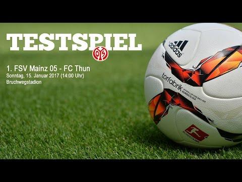 LIVE: Testspiel | 1. FSV Mainz 05 – FC Thun | 05er.tv | 05er.fm