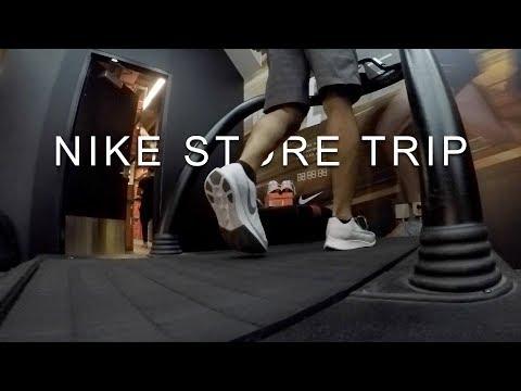 NIKE STORE TRIP