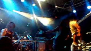 Death Angel- River of rapture live @ thrashfest Wien 2010
