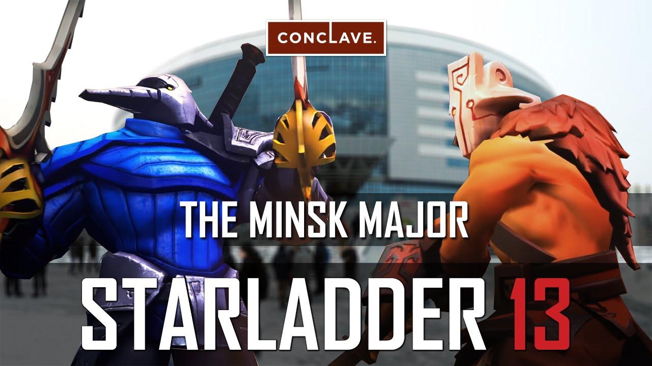 Starladder 13 Dota 2