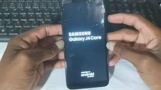 J4, J4 core travado na tela da Samsung, Como resolver Fácil.