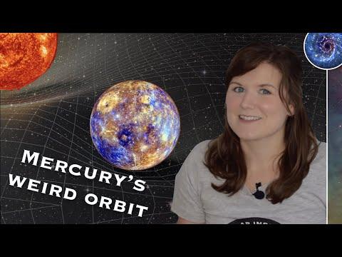 How Does Mercury's Orbit Prove General Relativity?