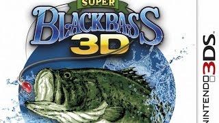 Super Black Bass 3D Gameplay (Nintendo 3DS) [60 FPS] [1080p]