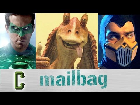 Collider Mail Bag - Which Is Worse: Green Lantern, Star Wars Prequels or Mortal Kombat Annihilation?