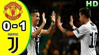 MANCHESTER UNITED 0-1 JUVENTUS | All Goals & Highlights Liga Champions 24 Oktober 2018