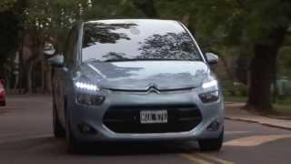 Nuevo Citroën C4 Picasso - Test - Matías Antico