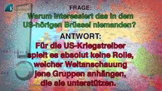 Ukraine/Syrien:USA-Geopolitik dominiert alles!