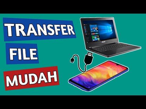 Berikut ini cara transferfile dari laptop ke hp menggunakan kabel sata, Buat anda yang belum tahu ca.