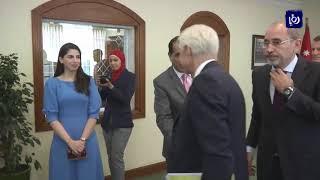 الصفدي يلتقي وزير الدولة لشؤون الشرق الأوسط البريطاني (26-5-2019)