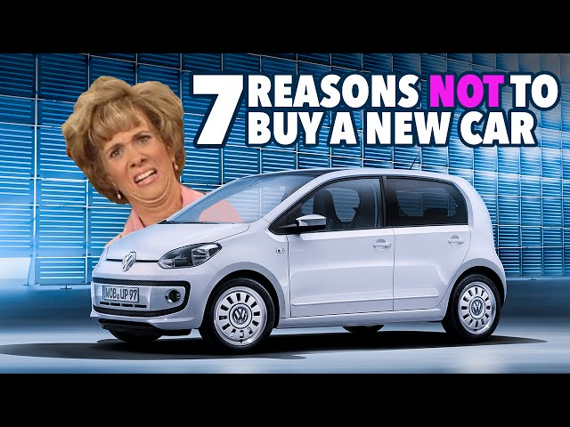 7 Reasons Why Petrolheads Will Never Buy A New Car