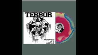 """TERROR to release new 'live in the studio' album """"Trapped In A World"""""""