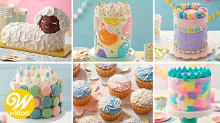 6 Cute Easter Dessert Ideas | Wilton