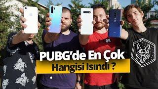 Pubg'de en fazla ısınan telefon! OnePlus 7 Pro
