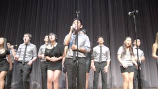 "Artists in Resonance (AiR) ""For the First Time"" - West Coast A Cappella Fall 2014"