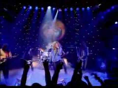 Robert Plant  29 Palms   Top of The Pops