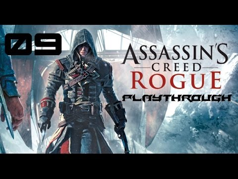 Assassin's Creed Rogue Playthrough - Part 9 - Terra Nova and Twin Snake Path Completion