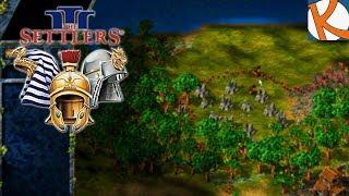 Und da hätten wir das geheime Waffenversteck • Die Siedler 3 Ultimate Collection #62