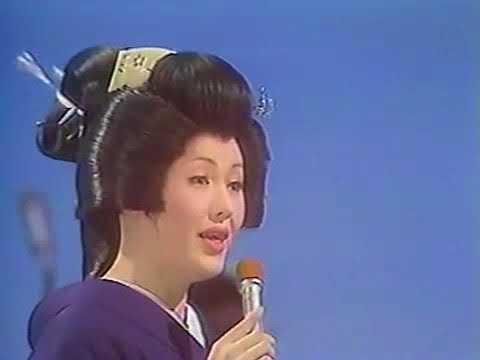 十九の春 神楽坂浮子 - YouTube