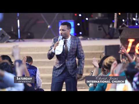 CJ TV Apostle Tamrat Tarekegn megabit 1 2009 Part 1 word of GOD
