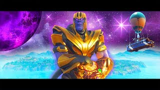 Thanos Infinity Gauntlet - FORTNITE SHORT FILM