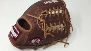 Nokona Walnut WB-1150M Baseball Glove @NokonaBaseball 11.5 Modified Trap Web