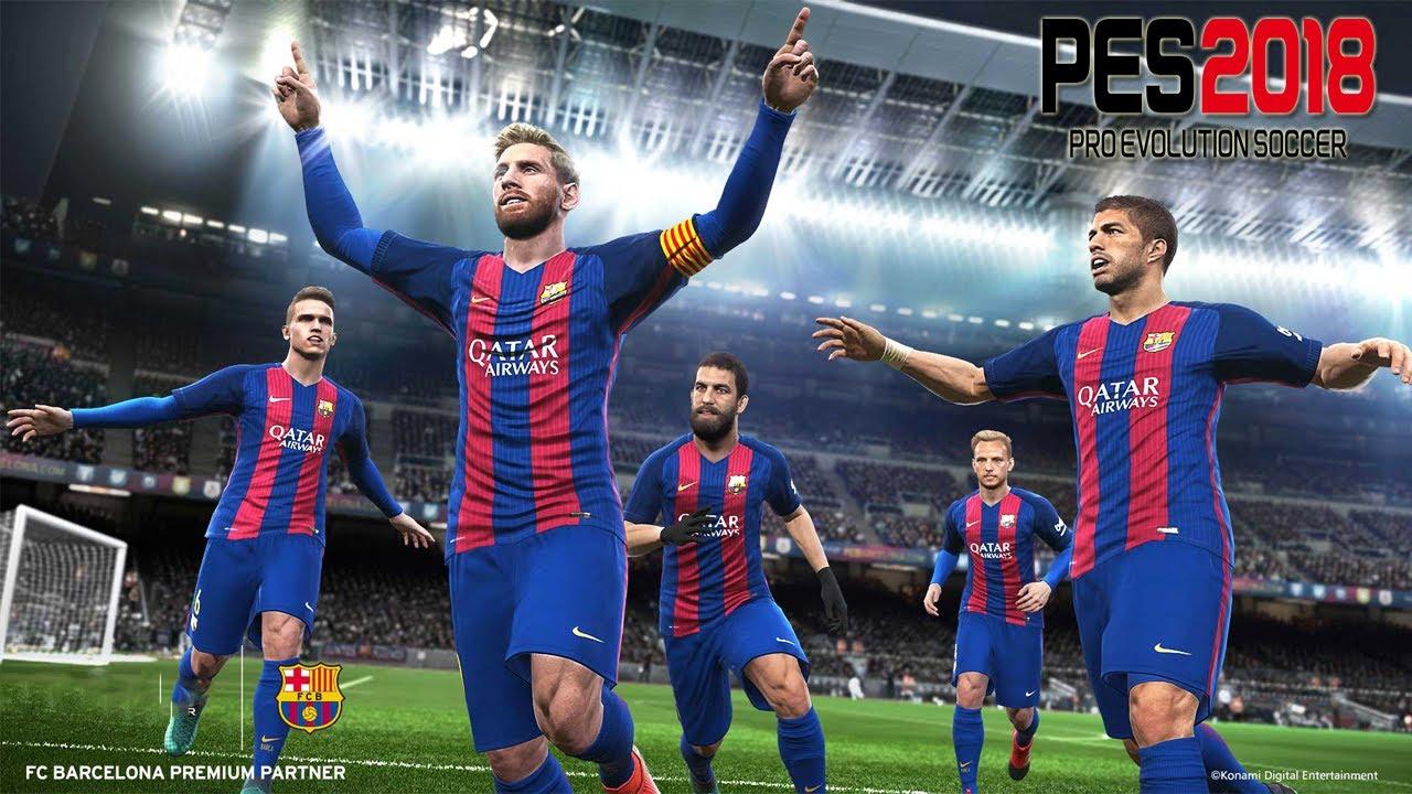 Image result for pro evolution soccer 2018