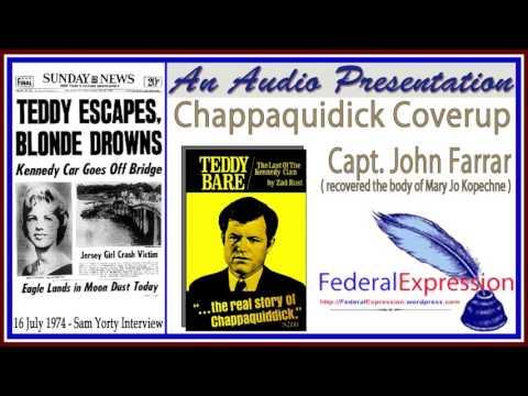 Chappaquidick Coverup