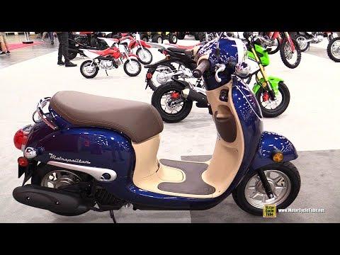 2019 Honda Metropolitan 50 Scooter - Walkaround - 2018 AIMExpo Las Vegas