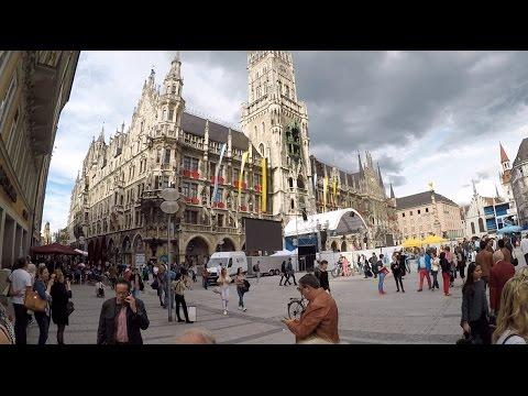 Citytrip Munich 2017