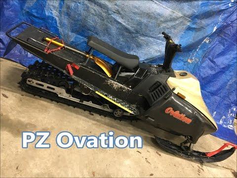 Yamaha Phazer 480 In Ovation CS340 Long Track