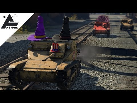 War Thunder - Me And The Boys In The L3/33 CC
