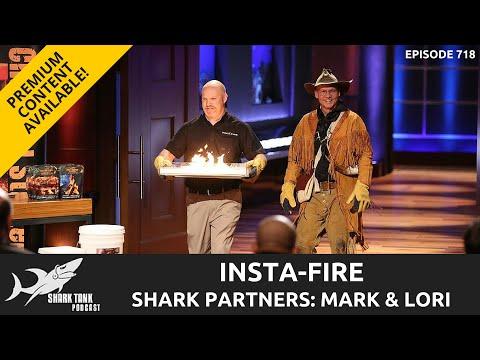 Insta-Fire Shark Tank Update - Mark Cuban & Lori Greiner Deal - Season 7