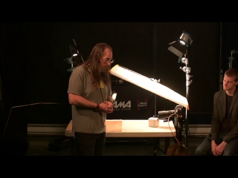 The Giant World of Macro Photography: OnSet with Daniel Norton