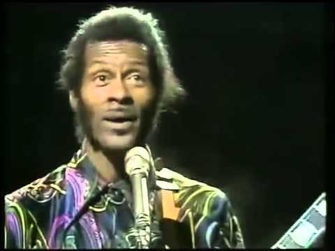 Chuck Berry Live 1972 ~ My Ding a Ling