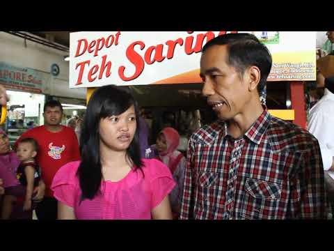 JOKOWI Blusukan ke Pasar Rumput (2012) - Part 1 Mp3