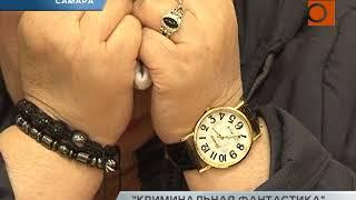 """Криминальная фантастика"""