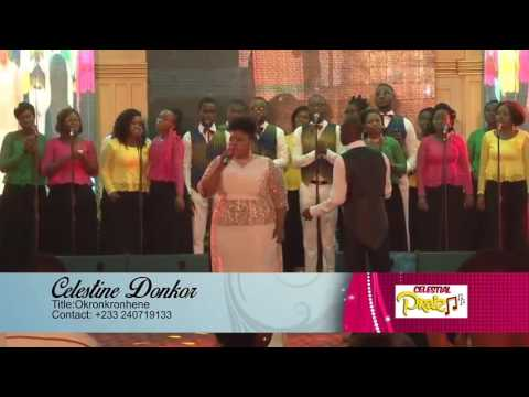 OKRONKRONHENE by Celestine Donkor (2017)backed by CPRAIZ CHOIR