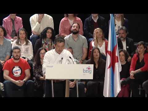 #ENA2019 - Intervención de Iago Tabarés, candidato ao Congreso por Ourense