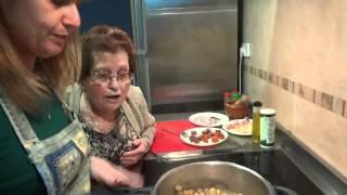GARBANZOS CON PIES de cerdo Recetas de cocina cubana
