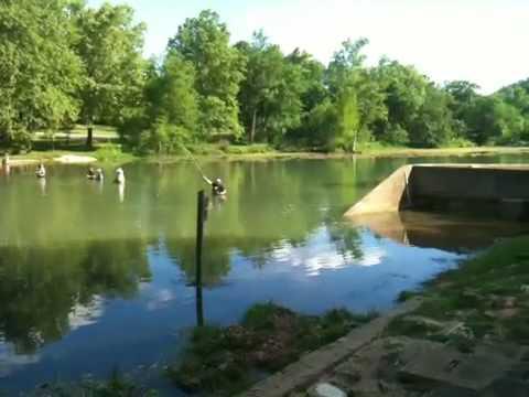 Fly fishing bennett springs state park youtube for Bennett springs trout fishing