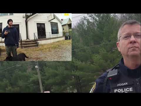 'What Constitution?' - Arrested for Contempt of Cop in Buena Vista VA - TYRANT ALERT! - Part 1