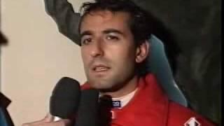 presentazione ivan capelli alla ferrari 1992