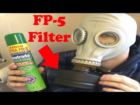 Polish FP-5 Filter Test, Works With A GP-5!