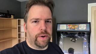 Retro Gaming Memories: Game Room Refit 2018