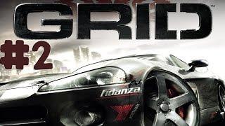 Race Driver: GRID - Walkthrough - Part 2 - Hudson Tech (PC) [HD]