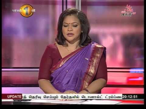 News 1st Prime time 8PM  Shakthi TV 04th May 2016
