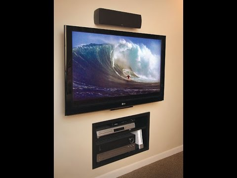 How to Mount a Flat-Screen TV to the Wall For Dummies ...