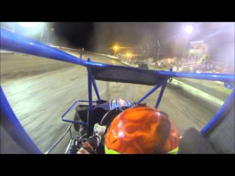 Hunter Fischer Amain @ Port City Raceway 7-12-14