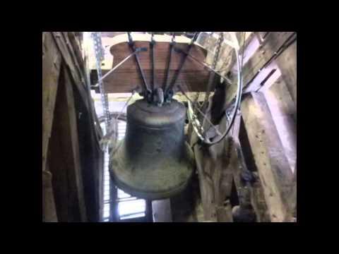Cloches de la cathédrale de Rennes (35) - glas romain manuel
