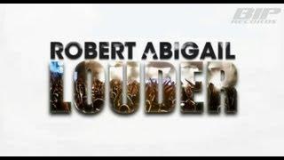 Robert Abigail - LOUDER (Official Music Video) (HQ) (HD)